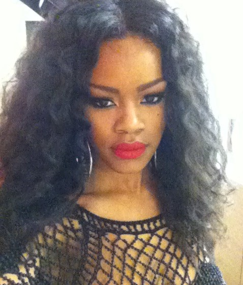 Remarkable Teyana Taylor Hairstyle Inspiration Daily Dogsangcom